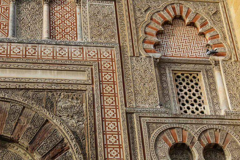 Mezquita, moske-katedralen i Cordoba.
