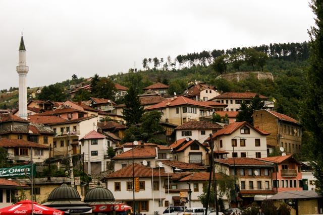 Bybilde fra Sarajevo, 2008.