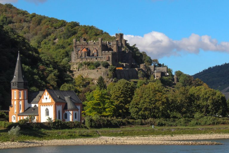 Burg Reichenstein, Trechtingshausen.