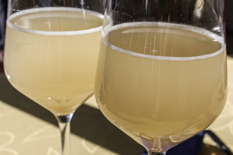 Federweisser - den første smaken av vinhøsten 2016.