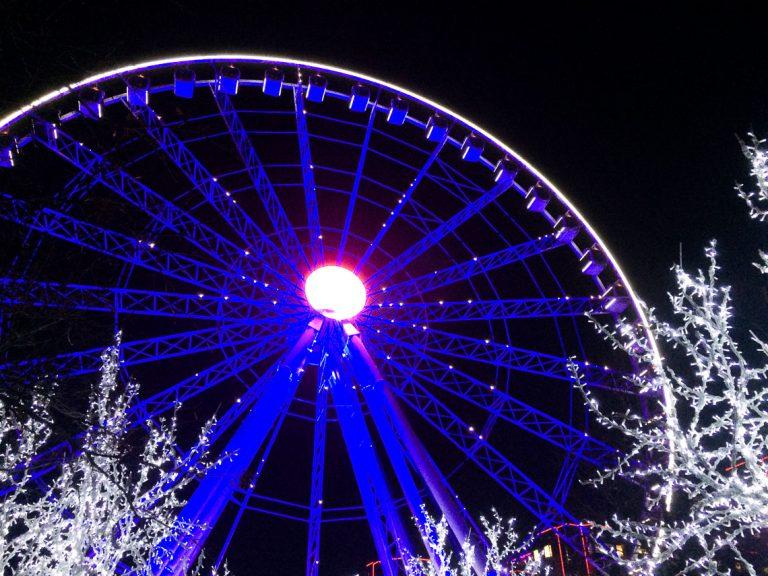 Pariserhjulet i Liseberg.