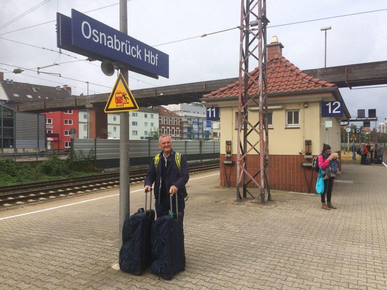 Lite å stresse med i Osnabrück