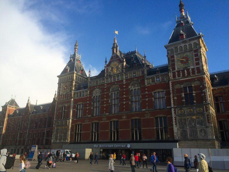 Amsterdam C! 18,5 timer og en overnatting fra Oslo S