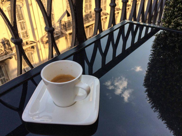 Morgen i Nice.