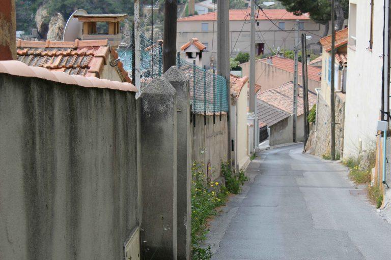 Street view, La Redonne.