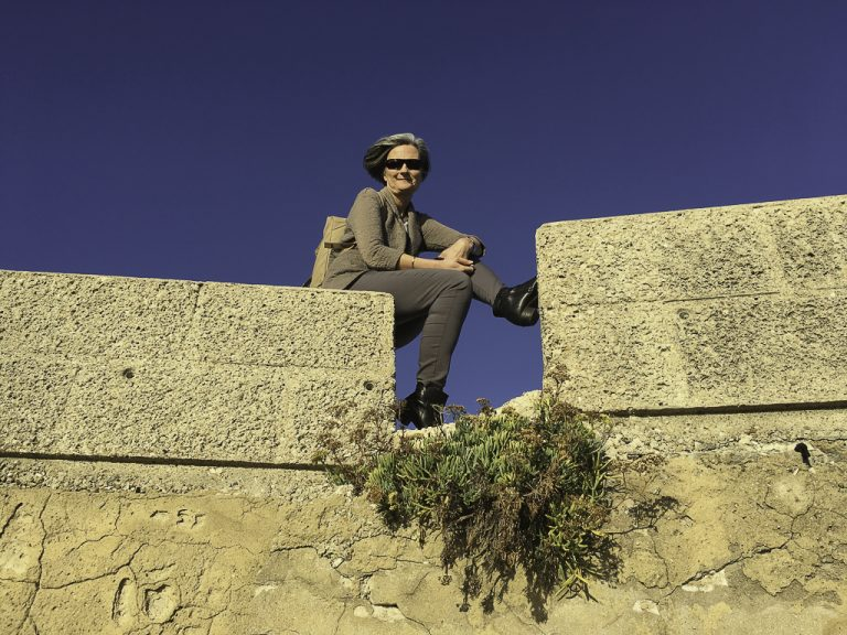 Jeg hygger meg i Cadiz.
