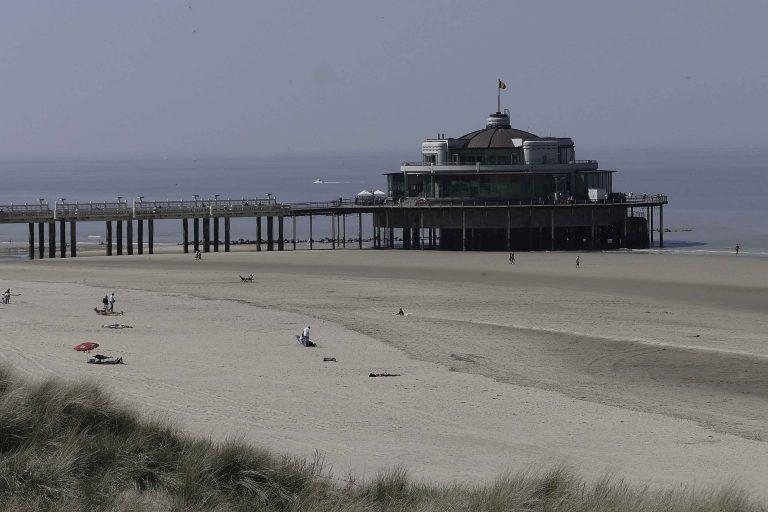 Interrail-tips: Ta tog til kysten av Belgia og deretter trikk.