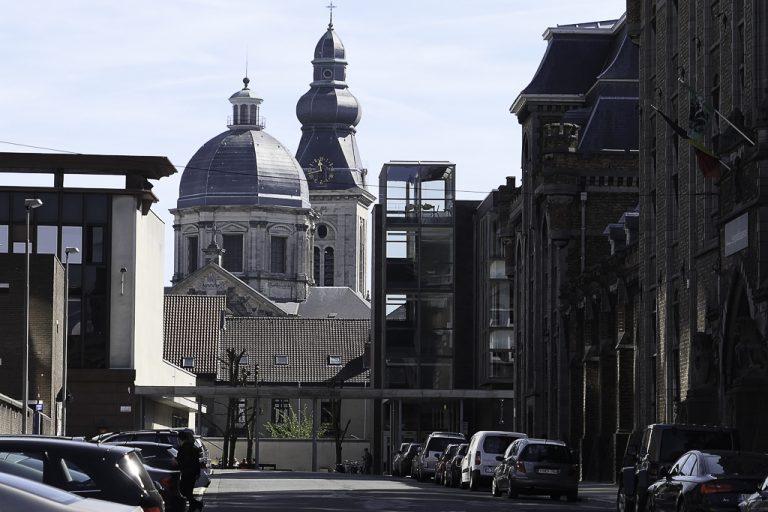 Aldri langt mellom severdighetene i Gent.