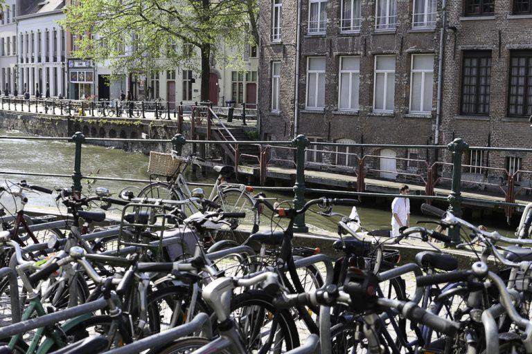 Jeg tok tok til Gent i Belgia og kom til en by som i mangt og mye minner om Amsteram i Nederland.