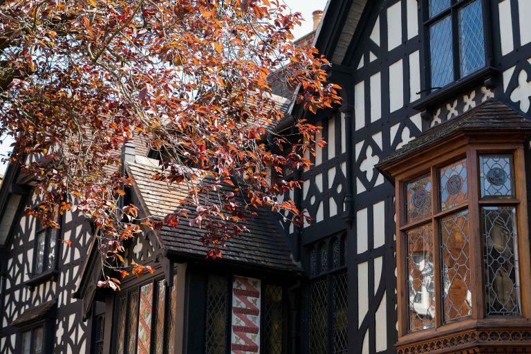 Merk deg Shrewsbury - en perle av en by!