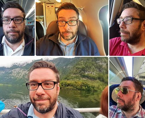 Simon Harper - også en engelskmann som jobber hardt for å hjelpe oss å finne gode reiseruter med tog. Nettsiden Showmethejourney.com er lett å finne frem på og lett å bli glad i. (Foto hentet fra nettsiden)