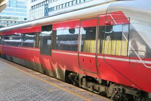 NSBs tog til Göteborg er første etappe for den som vil reise med tog mellom Oslo og Hamburg.