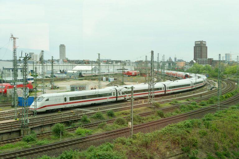 Tyskland er et velutbygd togland - og et land vi gjerne vil reise mer i.