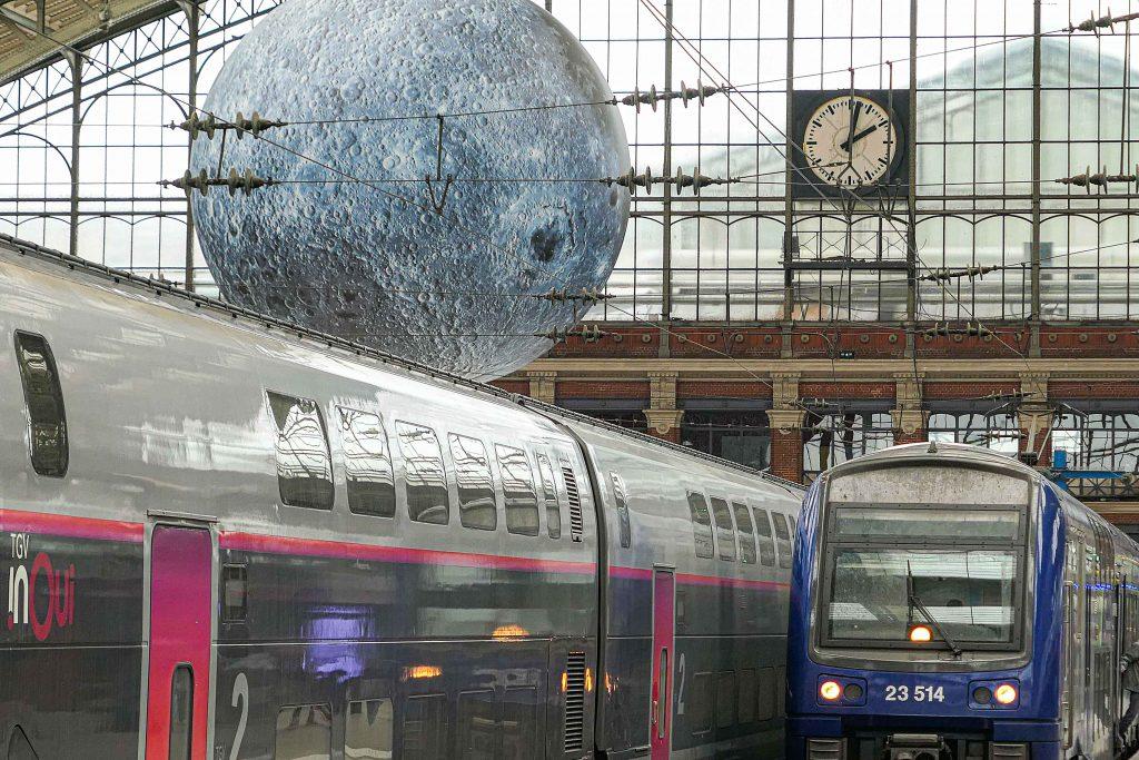 Illustrasjonsfoto til bloggpost om togferie i Europa 2019