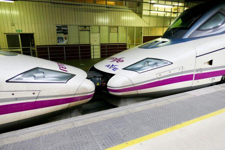 Denne reiseruten fra Oslo til Malaga med tog er rask også fordi vi tar et høyhastighetstog direkte fra Barcelona.