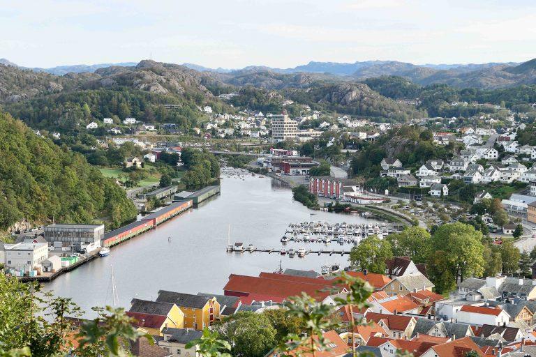 Egersund! En akkurat passe stor småby for den som vil ta en helgetur i Norge.