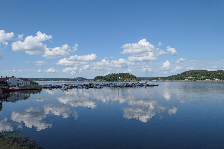 Himmel og hav – den svenske vestkysten leverer!